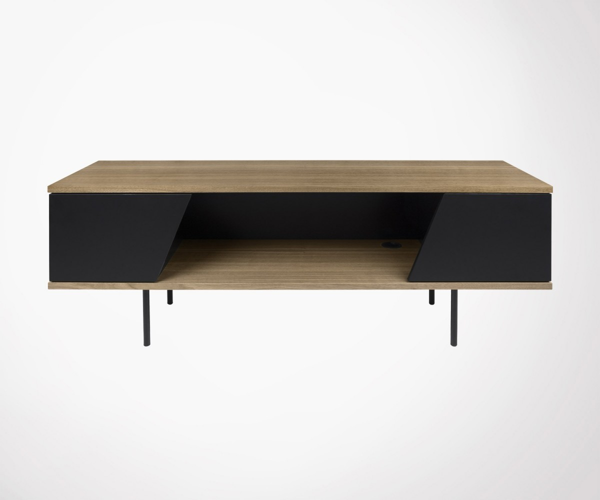 Modern Design Tv Unit 1 Storage 2 Doors By Temahome # Table Meuble Tv