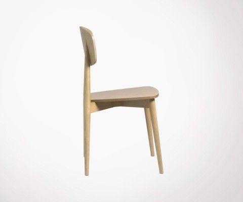 Lot 2 chaises SALLY