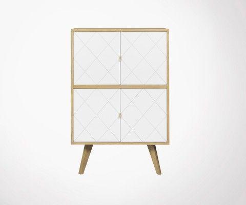 Buffet design nordique BRIGITTE - Temahome