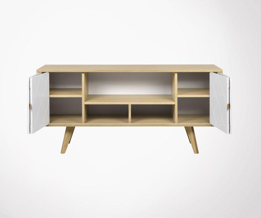 modern design buffet brigitte temahome meubles et design. Black Bedroom Furniture Sets. Home Design Ideas