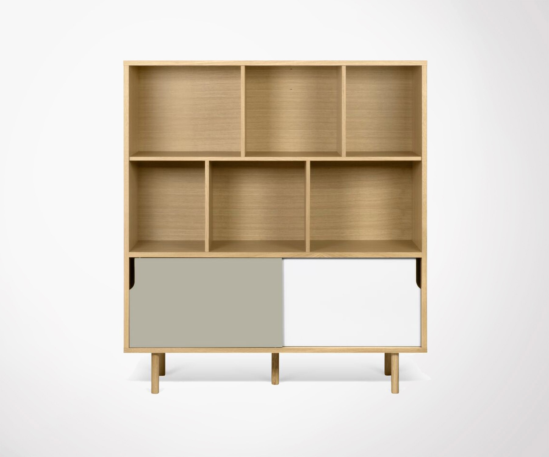 Large Gamme De Mobilier De Rangement Design Meubles Et Design # Grand Meuble Tv Design