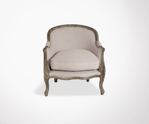 BERGERE design baroque club armchair