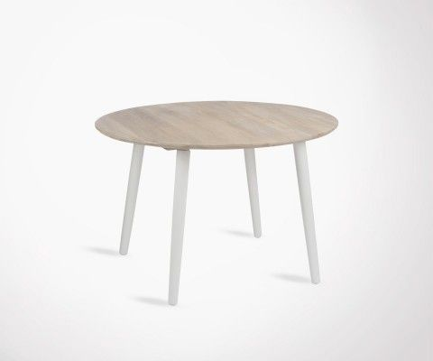120cm 4/6 seaters modern dining table RONDO