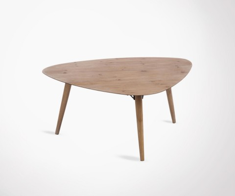 Modern design furniture at best prices meubles et design for Table triangulaire scandinave