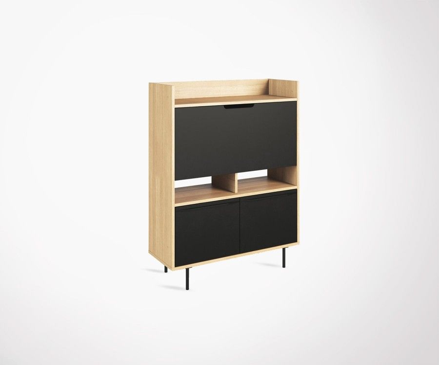 bureau secr taire design et moderne marque temahome d couvrir. Black Bedroom Furniture Sets. Home Design Ideas