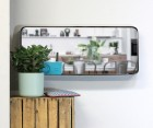 Miroir horizontal 75cm métal BLOOM