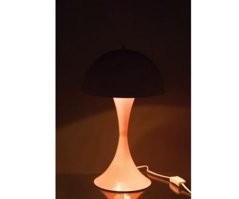 Lampe de chevet CHAMPIGNON style années 70