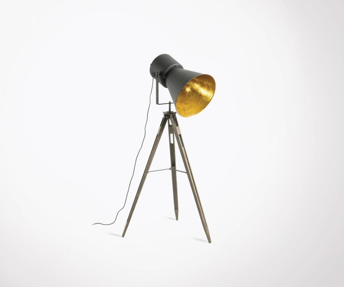 170cm Height Industrial Floor Lamp With Projector Original Design