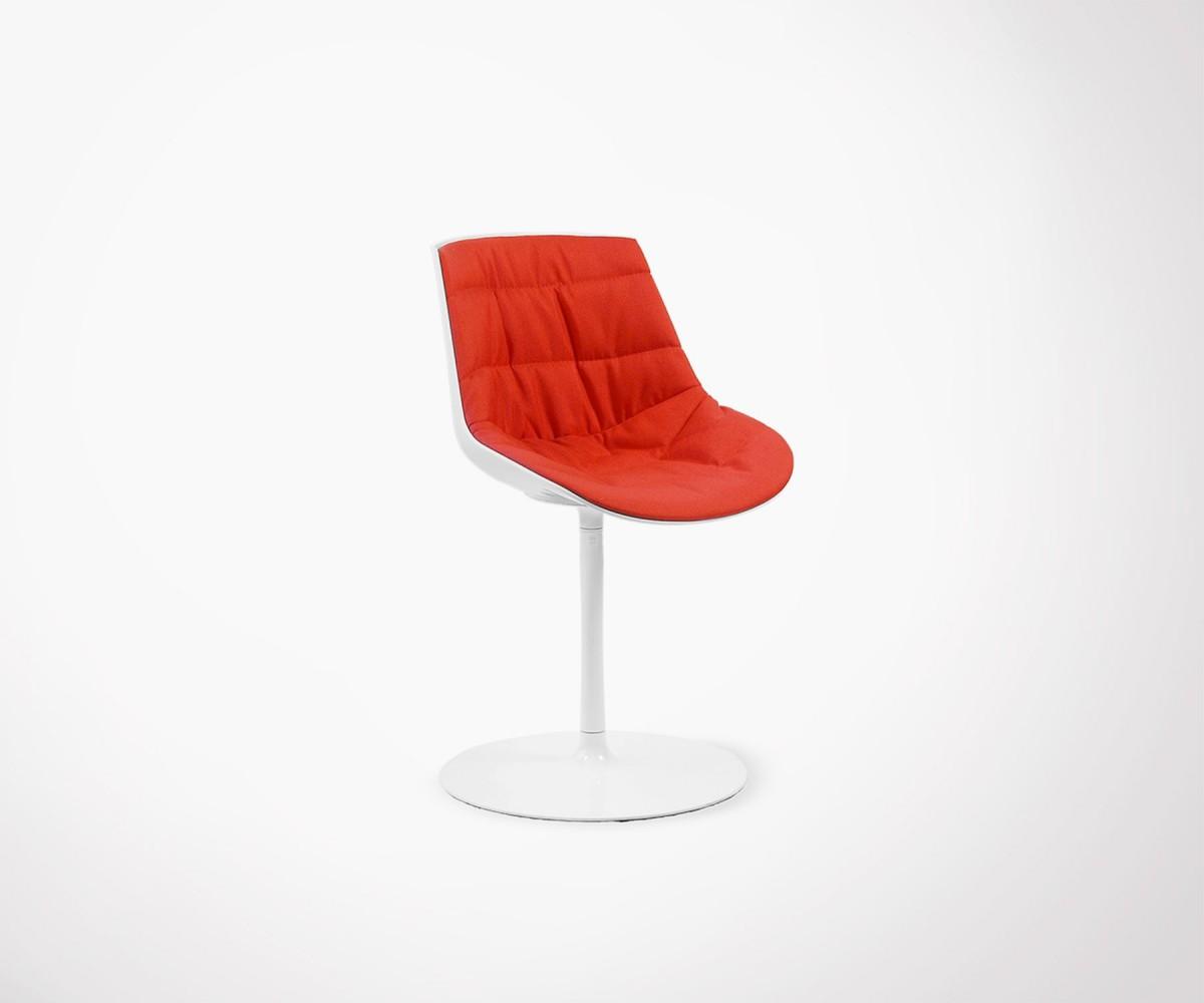 chaise design style tulip grand designer plusieurs couleurs. Black Bedroom Furniture Sets. Home Design Ideas