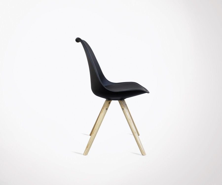 Scandinavian Design Chair Confortable Eames DSW Style