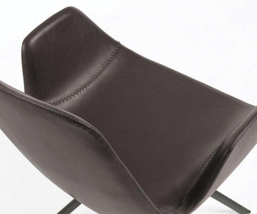 fauteuil salle manger simili cuir avec accoudoirs pieds. Black Bedroom Furniture Sets. Home Design Ideas