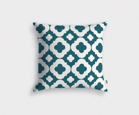 Scandinavian cushion cover HONORINE