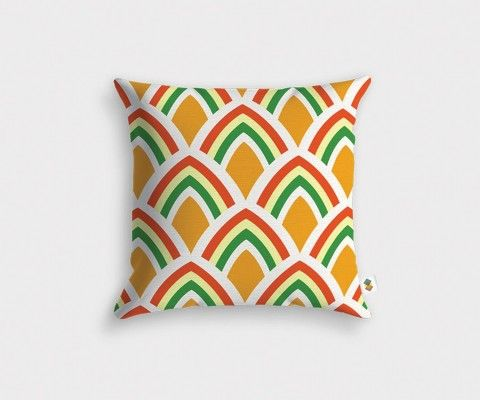 CORNFIELD vintage cushion cover