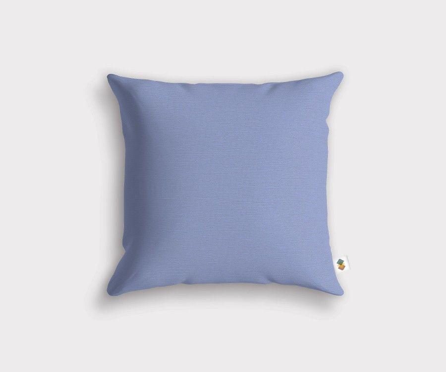 Housse de coussin couleur unie 20 couleurs en stock - Decoration coussin design ...