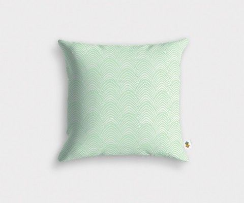 ALEN art deco cushion cover