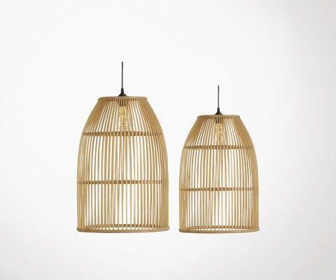 Duo suspensions design minimalist YAKAMOTO