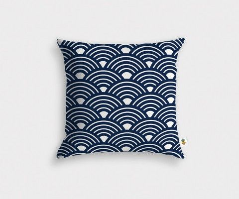 Scandinavian cushion cover ONDELINE