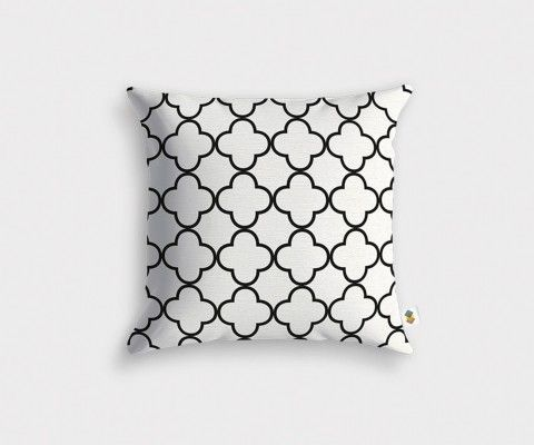 CIRO geometric design cushion cover