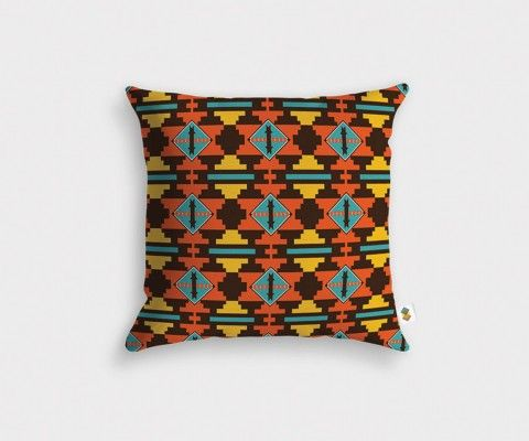 NUNA ethnic cushion cover