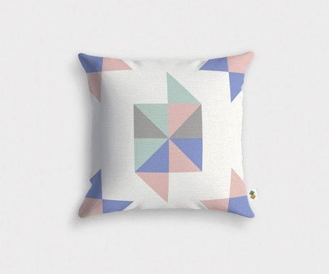 INES scandinavian cushion cover