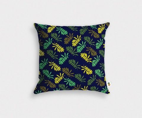 SOWILD jungle cushion cover