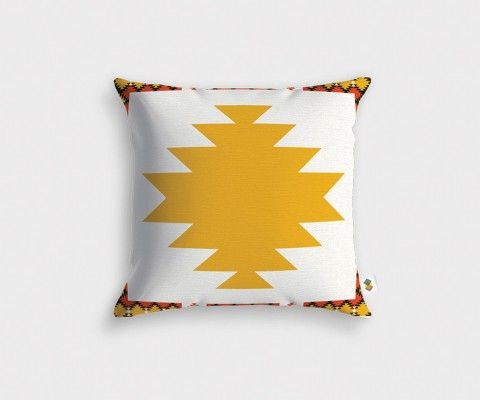 OZALEE ethnic cushion cover