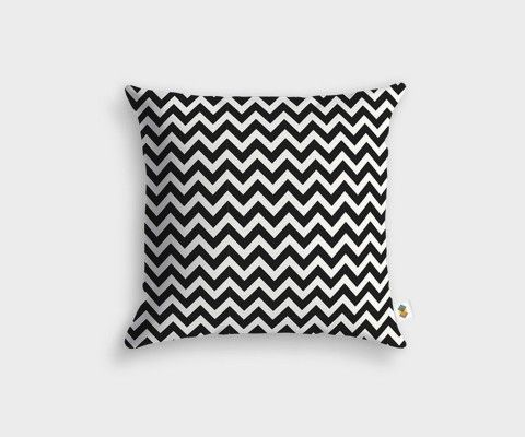 ZIGZAG modern design cushion cover