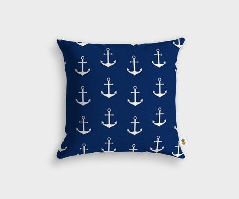 NAVY modern cushion cover