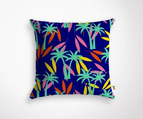 PERRO jungle cushion cover