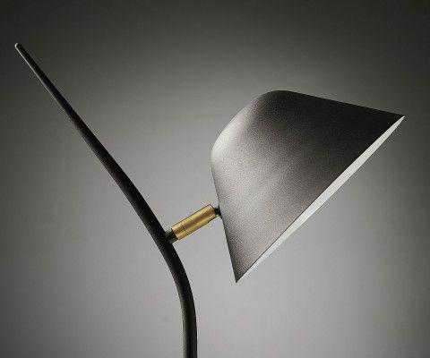 Lampadaire design moderne métal AURELIAN