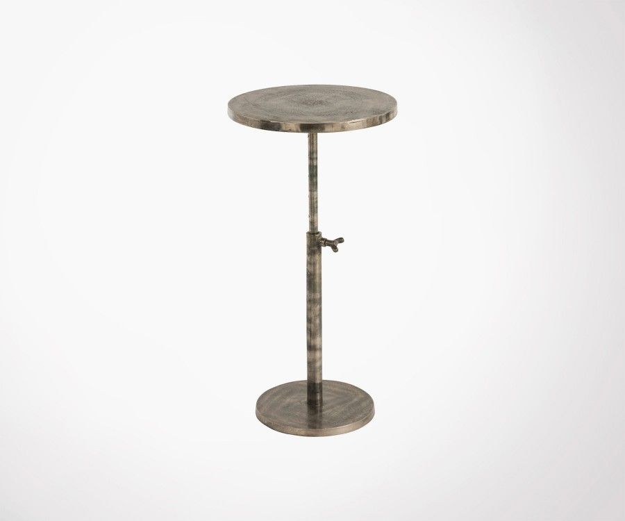 Table haute 40cm bistro ajustable DRINKO