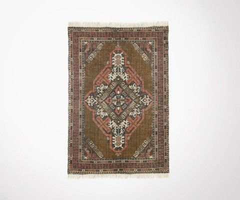 Oriental rug RALMA 120x180cm washed cotton - HK Living