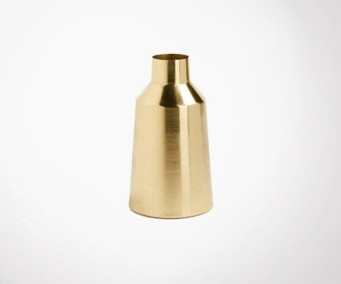 Brass design vase CALOR