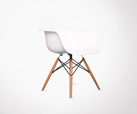 Fauteuil DAW style Eames