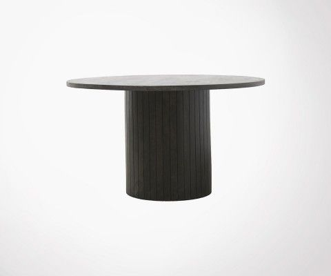 Table à manger ronde 130cm PILLAR - House Doctor