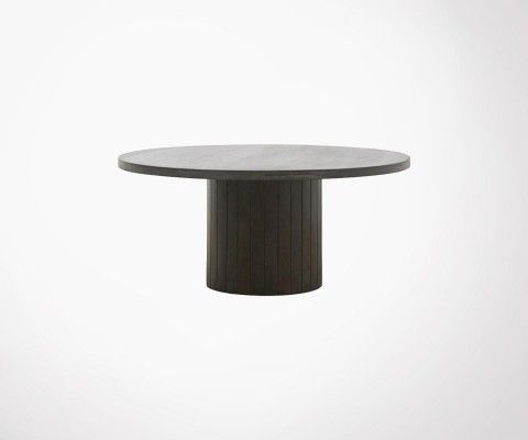 Table basse ronde 100cm PILLAR - House Doctor