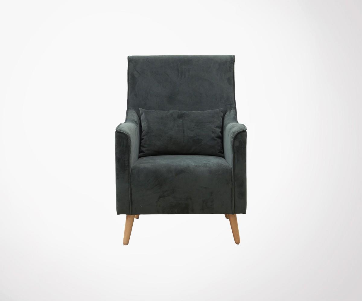 Design lounge armchair green velvet house doctor best new design