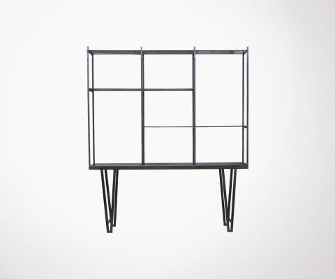 210cm steel shelf RAWI - House Doctor