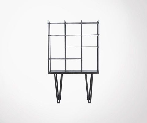 Small RAWI steel shelf - House Doctor