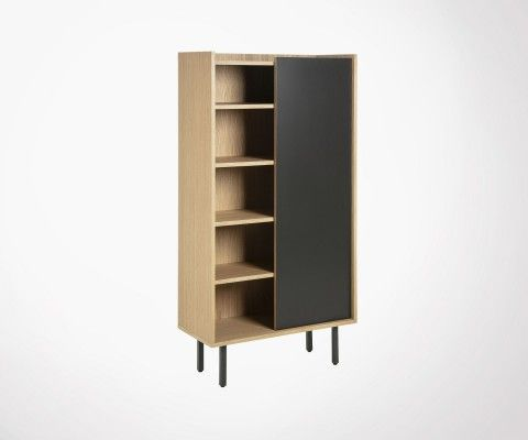 High design 1 door shelf LIGY