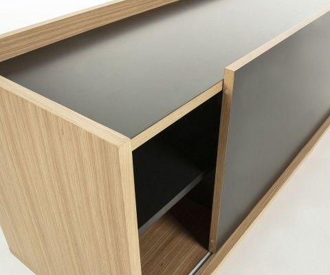 Buffet bas style moderne 155cm LIGY