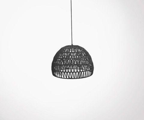 ROPE bohemian rope pendant lamp 50cm - Label 51