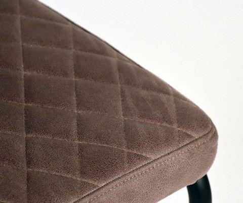 Chaise rétro microfibres BOW - Label 51
