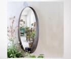 Miroir vintage métal 93cm KATE - Red Cartel