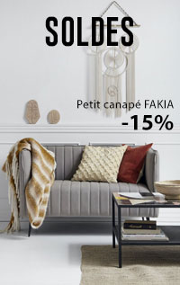 Canapé FAKIA