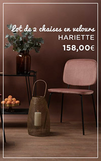 Chaise HARIETTE