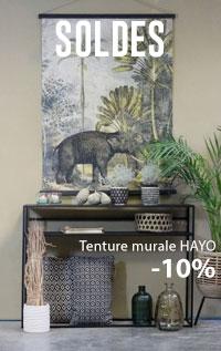 Tenture murale HAYO