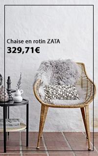 chaise ZATA