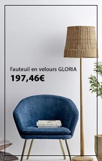 fauteuil GLORIA