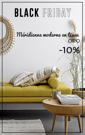 Méridienne ORO Black Friday